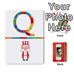 New Flash Cards By Brookieadkins Yahoo Com   Playing Cards 54 Designs   R6dlbgz1lm57   Www Artscow Com Front - Club5
