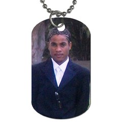 By Kerry Ann Smith   Dog Tag (two Sides)   4gjgdf3e5hz2   Www Artscow Com Back
