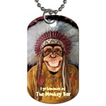 __Monkey Bar_ Tag 76 - Dog Tag (One Side)