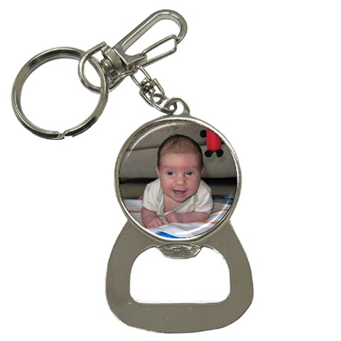 Cordelia Key Chain Bottle Opener By Cayley   Bottle Opener Key Chain   N2vqf215pqb5   Www Artscow Com Front
