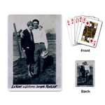 Reunion Cards - Playing Cards Single Design