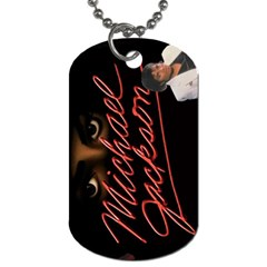 Dog Tag 1 By Ashley  Jackson   Dog Tag (two Sides)   Tt623rtrhlsx   Www Artscow Com Back