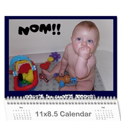 Andy Calendar By Angie   Wall Calendar 11  X 8 5  (18 Months)   Azlv0y06or2w   Www Artscow Com Cover