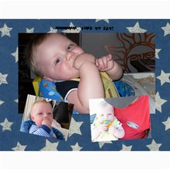 Andy Calendar By Angie   Wall Calendar 11  X 8 5  (18 Months)   Azlv0y06or2w   Www Artscow Com Month