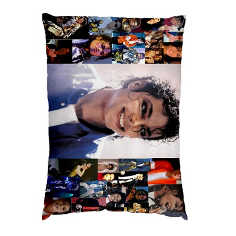 Straight Edged Photo Mj By Ashley  Jackson   Pillow Case   Knwb594tuypu   Www Artscow Com 26.62 x18.9  Pillow Case
