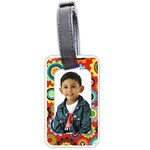 bt1 - Luggage Tag (two sides)