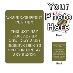 Cds Free World Cards By Brian Weathersby   Multi Purpose Cards (rectangle)   Ibihjj5ojevb   Www Artscow Com Back 6