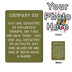 Cds Free World Cards By Brian Weathersby   Multi Purpose Cards (rectangle)   Ibihjj5ojevb   Www Artscow Com Back 8