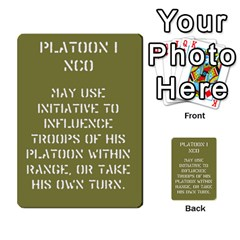 Cds Free World Cards By Brian Weathersby   Multi Purpose Cards (rectangle)   Ibihjj5ojevb   Www Artscow Com Back 13
