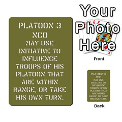 Cds Free World Cards By Brian Weathersby   Multi Purpose Cards (rectangle)   Ibihjj5ojevb   Www Artscow Com Back 15