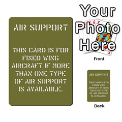 Cds Free World Cards By Brian Weathersby   Multi Purpose Cards (rectangle)   Ibihjj5ojevb   Www Artscow Com Back 21