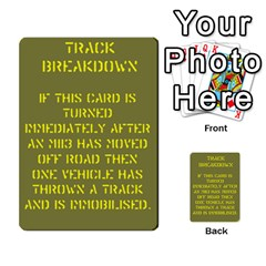 Cds Free World Cards By Brian Weathersby   Multi Purpose Cards (rectangle)   Ibihjj5ojevb   Www Artscow Com Back 40