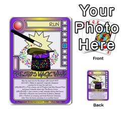 Kb Cards By Cameron Wadrop   Multi Purpose Cards (rectangle)   Vdcxin4wwllf   Www Artscow Com Front 8