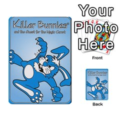 Kb Cards By Cameron Wadrop   Multi Purpose Cards (rectangle)   Vdcxin4wwllf   Www Artscow Com Back 10
