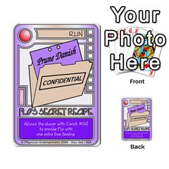 Kb Cards By Cameron Wadrop   Multi Purpose Cards (rectangle)   Vdcxin4wwllf   Www Artscow Com Front 13