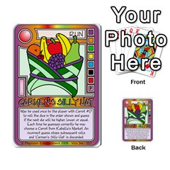 Kb Cards By Cameron Wadrop   Multi Purpose Cards (rectangle)   Vdcxin4wwllf   Www Artscow Com Front 14