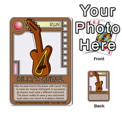 Kb Cards By Cameron Wadrop   Multi Purpose Cards (rectangle)   Vdcxin4wwllf   Www Artscow Com Front 18