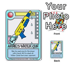 Kb Cards By Cameron Wadrop   Multi Purpose Cards (rectangle)   Vdcxin4wwllf   Www Artscow Com Front 19