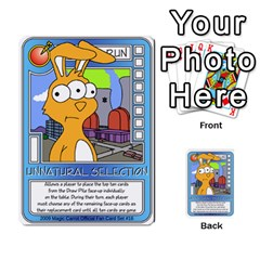 Kb Cards By Cameron Wadrop   Multi Purpose Cards (rectangle)   Vdcxin4wwllf   Www Artscow Com Front 20
