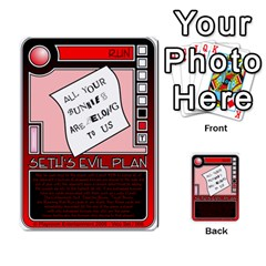 Kb Cards By Cameron Wadrop   Multi Purpose Cards (rectangle)   Vdcxin4wwllf   Www Artscow Com Front 3