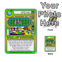 Kb Cards By Cameron Wadrop   Multi Purpose Cards (rectangle)   Vdcxin4wwllf   Www Artscow Com Front 21