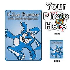 Kb Cards By Cameron Wadrop   Multi Purpose Cards (rectangle)   Vdcxin4wwllf   Www Artscow Com Back 3