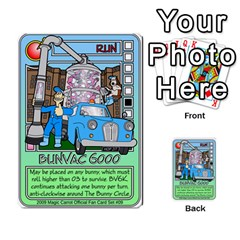 Kb Cards By Cameron Wadrop   Multi Purpose Cards (rectangle)   Vdcxin4wwllf   Www Artscow Com Front 26