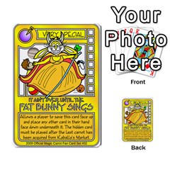 Kb Cards By Cameron Wadrop   Multi Purpose Cards (rectangle)   Vdcxin4wwllf   Www Artscow Com Front 27