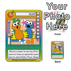 Kb Cards By Cameron Wadrop   Multi Purpose Cards (rectangle)   Vdcxin4wwllf   Www Artscow Com Front 28