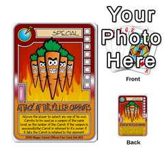 Kb Cards By Cameron Wadrop   Multi Purpose Cards (rectangle)   Vdcxin4wwllf   Www Artscow Com Front 33