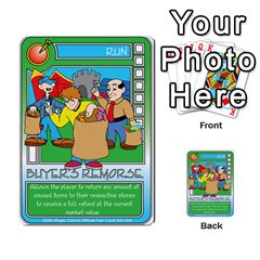 Kb Cards By Cameron Wadrop   Multi Purpose Cards (rectangle)   Vdcxin4wwllf   Www Artscow Com Front 34