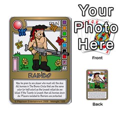 Kb Cards By Cameron Wadrop   Multi Purpose Cards (rectangle)   Vdcxin4wwllf   Www Artscow Com Front 36