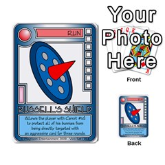 Kb Cards By Cameron Wadrop   Multi Purpose Cards (rectangle)   Vdcxin4wwllf   Www Artscow Com Front 5