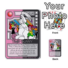 Kb Cards By Cameron Wadrop   Multi Purpose Cards (rectangle)   Vdcxin4wwllf   Www Artscow Com Front 44