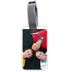 Luggage Tag Family By Nancy   Luggage Tag (two Sides)   Pbmvkyt3taxp   Www Artscow Com Back