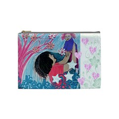 Nin By Belinda   Cosmetic Bag (medium)   Uussqwolr7k1   Www Artscow Com Front
