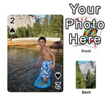 YOSEMITE CARDS - Playing Cards 54 Designs