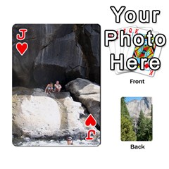 Jack Yosemite Cards By Amy Barton   Playing Cards 54 Designs   3x9hom9gt9cu   Www Artscow Com Front - HeartJ
