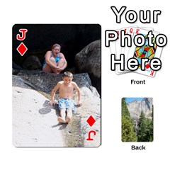 Jack Yosemite Cards By Amy Barton   Playing Cards 54 Designs   3x9hom9gt9cu   Www Artscow Com Front - DiamondJ
