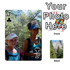 Jack Yosemite Cards By Amy Barton   Playing Cards 54 Designs   3x9hom9gt9cu   Www Artscow Com Front - ClubJ