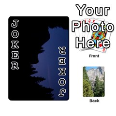 Yosemite Cards By Amy Barton   Playing Cards 54 Designs   3x9hom9gt9cu   Www Artscow Com Front - Joker1