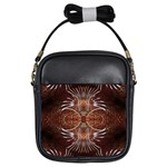 earthfeathers Girls Sling Bag