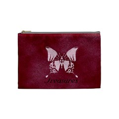 Angel By Belinda   Cosmetic Bag (medium)   Yj9iypfo3hq5   Www Artscow Com Front
