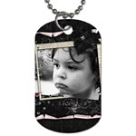 Daddy s Day Gift - Dog Tag (One Side)