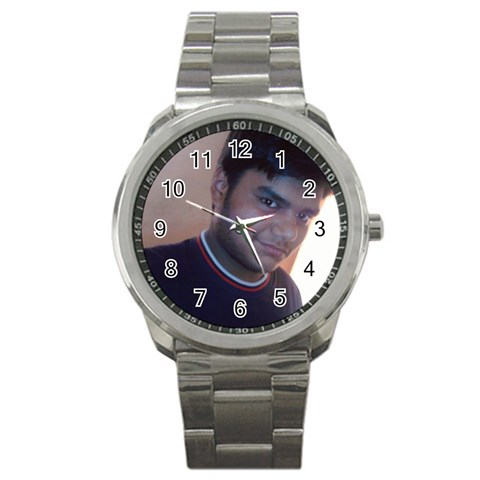 Johnny s Watch Xd Xd By Aditya   Sport Metal Watch   93eckz2rxwg9   Www Artscow Com Front