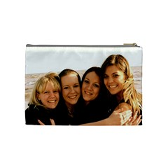 By Amanda Faith   Cosmetic Bag (medium)   Klwm4knp0bk0   Www Artscow Com Back