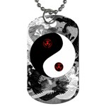 Sharingan Dragon - Dog Tag (One Side)