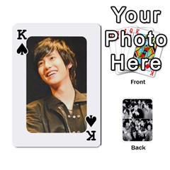 King Suju Playing Cards By Mia Story   Playing Cards 54 Designs   W8tp8dk6qnxd   Www Artscow Com Front - SpadeK