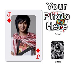 Jack Suju Playing Cards By Mia Story   Playing Cards 54 Designs   W8tp8dk6qnxd   Www Artscow Com Front - DiamondJ