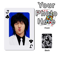 Jack Suju Playing Cards By Mia Story   Playing Cards 54 Designs   W8tp8dk6qnxd   Www Artscow Com Front - ClubJ